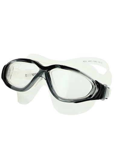 Sportive Sr1006 Yüzücü Gözlüğü Siyah Renkli